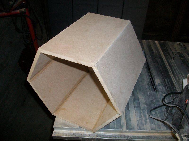 Fabrication dun tonneau à polir  tumbler  Usinages ~ Comment Fabriquer Un Tonneau En Bois
