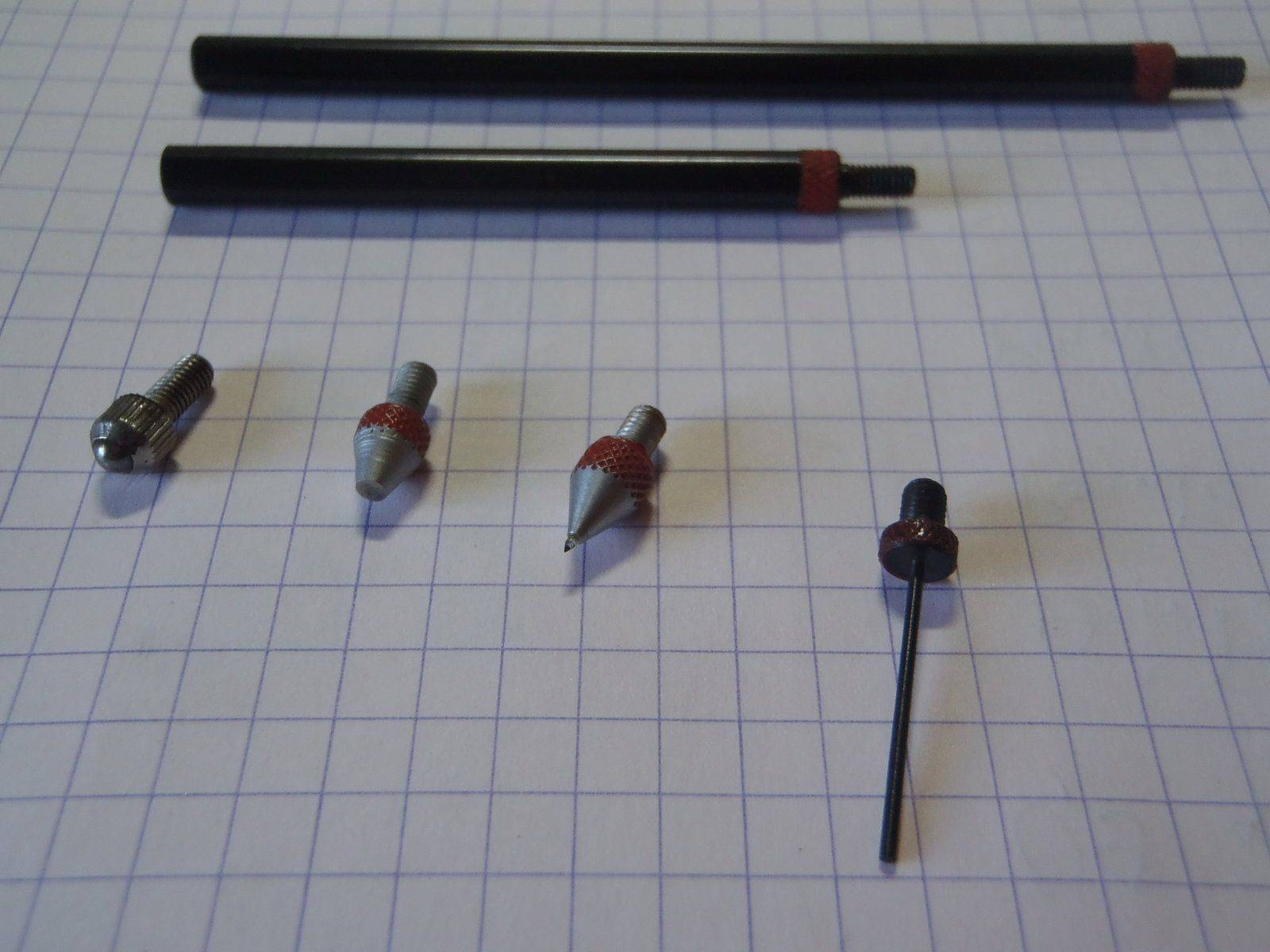 07Les 4 Pointes + Rallonges .JPG
