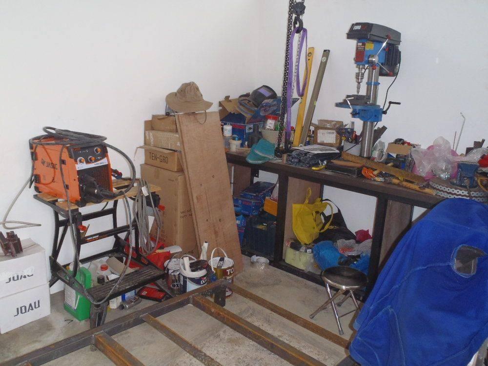 22-Etabli principal - Installation provisoire.JPG