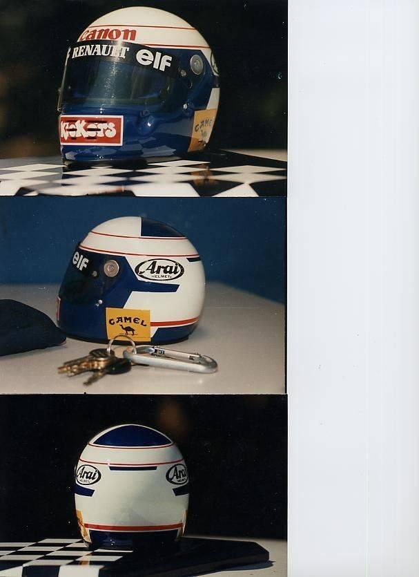 ARAI GP3 Prost  half scale - 1995 . 5.JPG