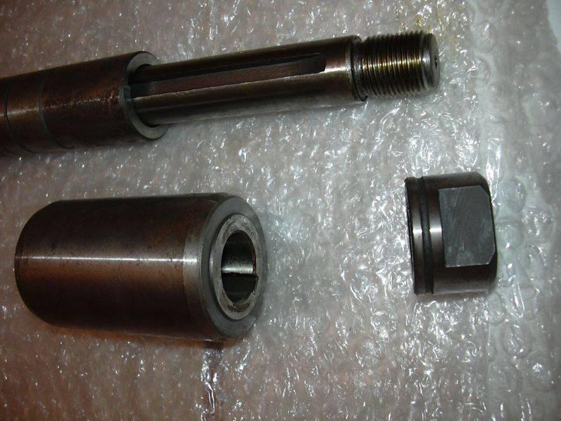 Arbre long SA40 - 22x400 detail bague de lunette.jpg