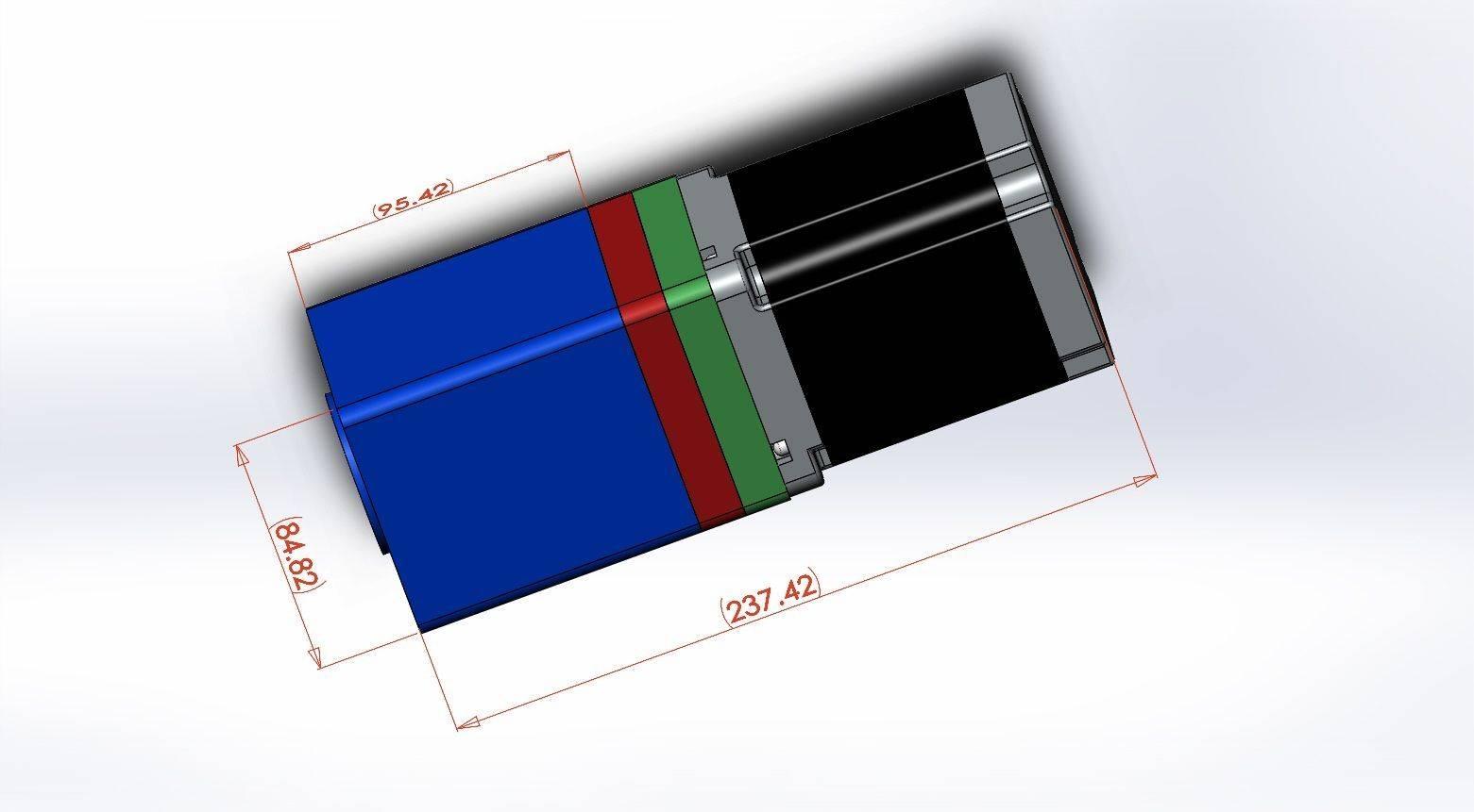 Assemblage  reducteur + nema 34 2.JPG
