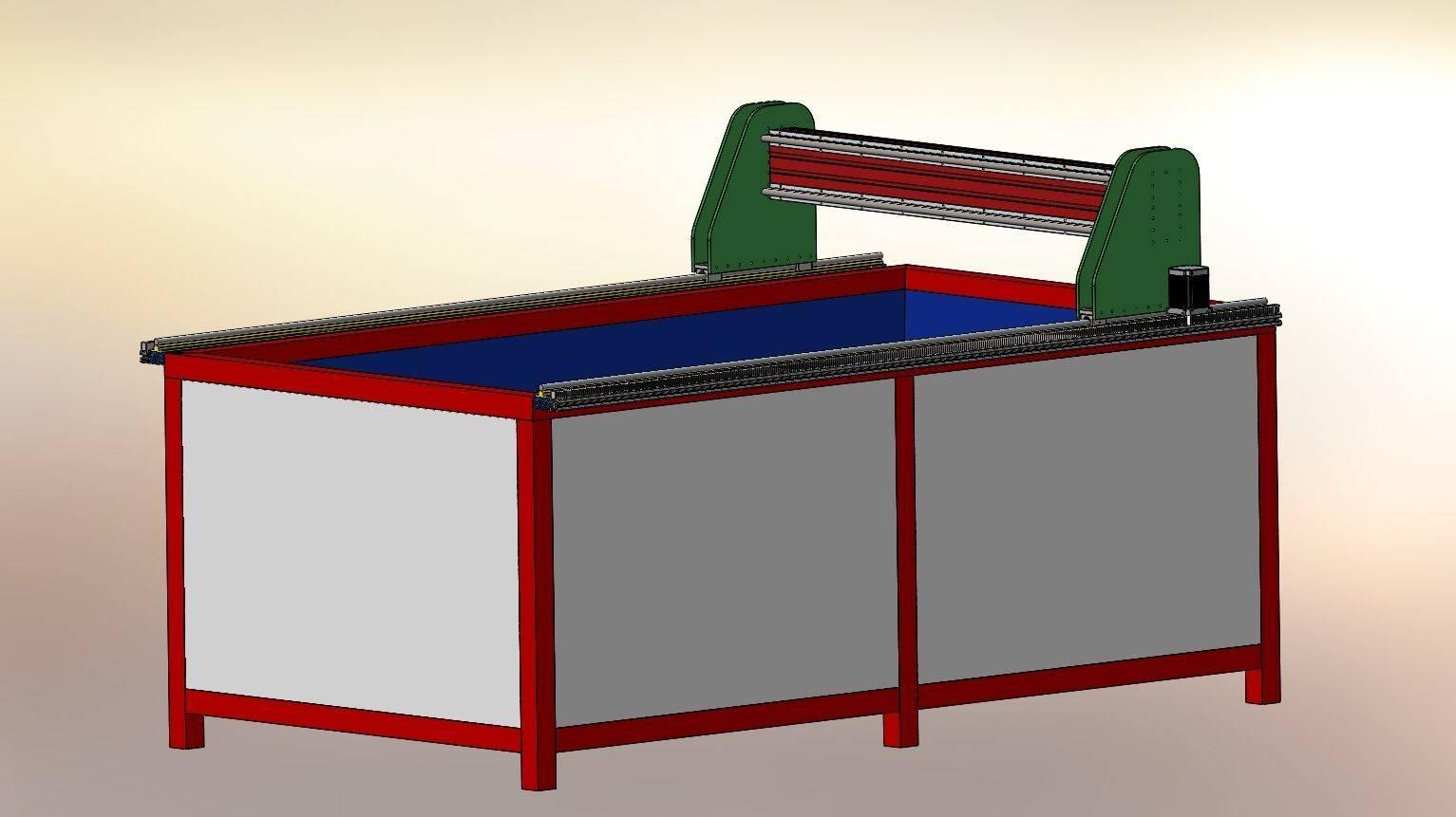 Assemblage table plasma juju .JPG