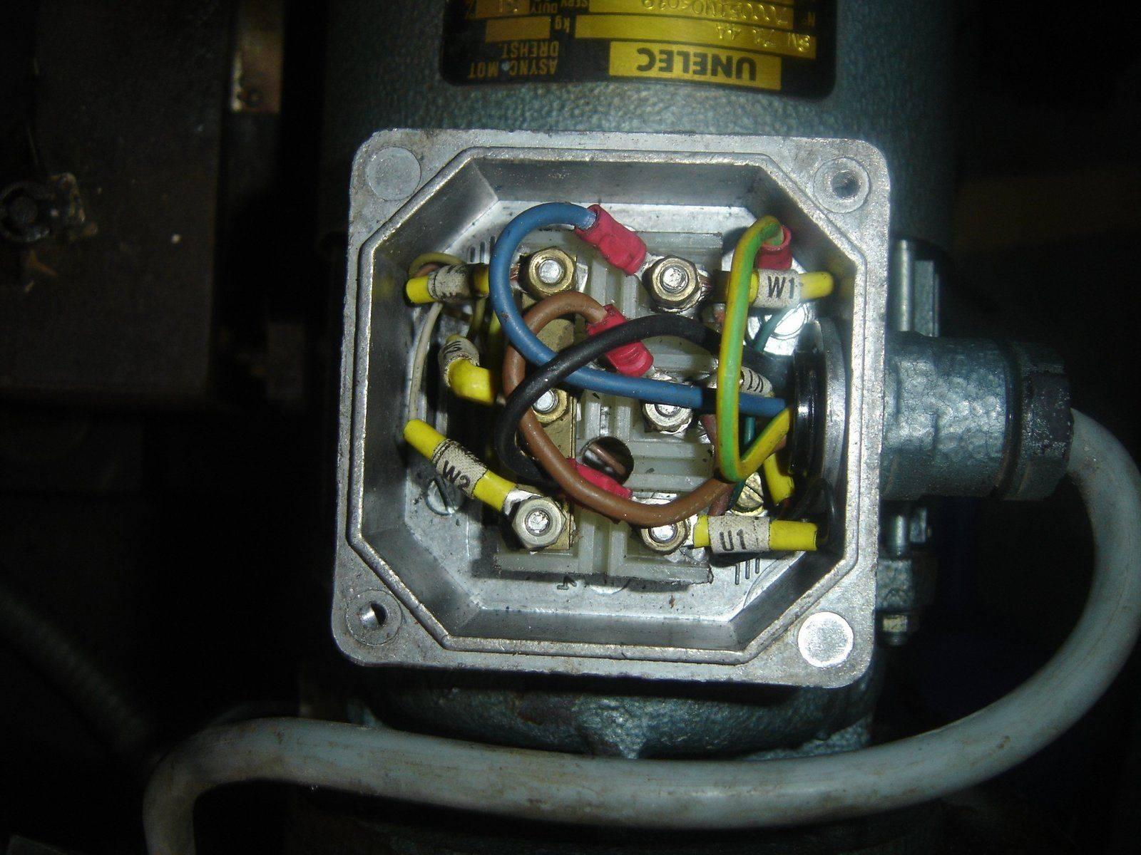 Boitier connection électrique moteur.JPG