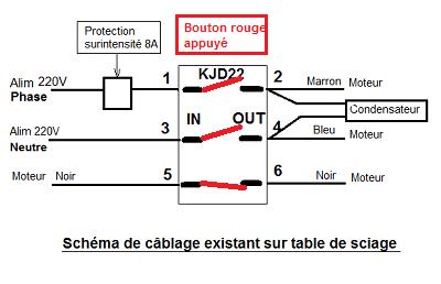 Câblage existant table de sciage Sylviane au Repos.png