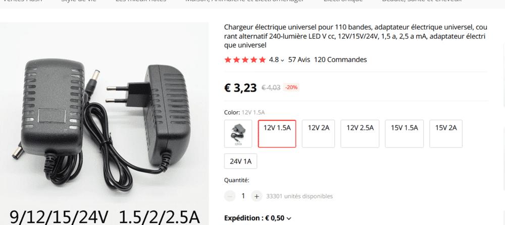 Capture chargeur 12Volts - 1.5AMPERE.PNG