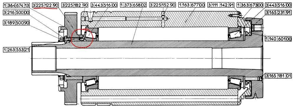 Cazeneuve HB500 HB575 - Poupée - Fourreau porte-broche avec références - p20 1600ppp (Grand).jpg