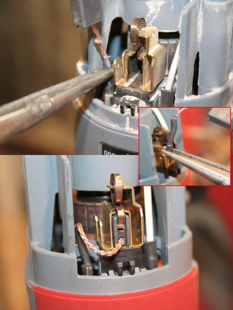 Electrobroche Kress FME - sécurité charbons HS Charbons_kress-jpg