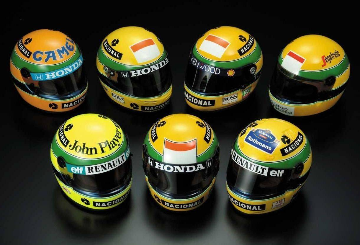 Collection casques miniatures SENNA  au demi.jpg