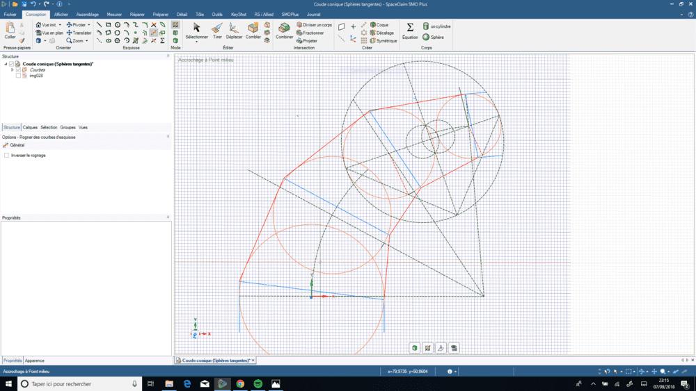 Coude conique sphères tangentes.PNG