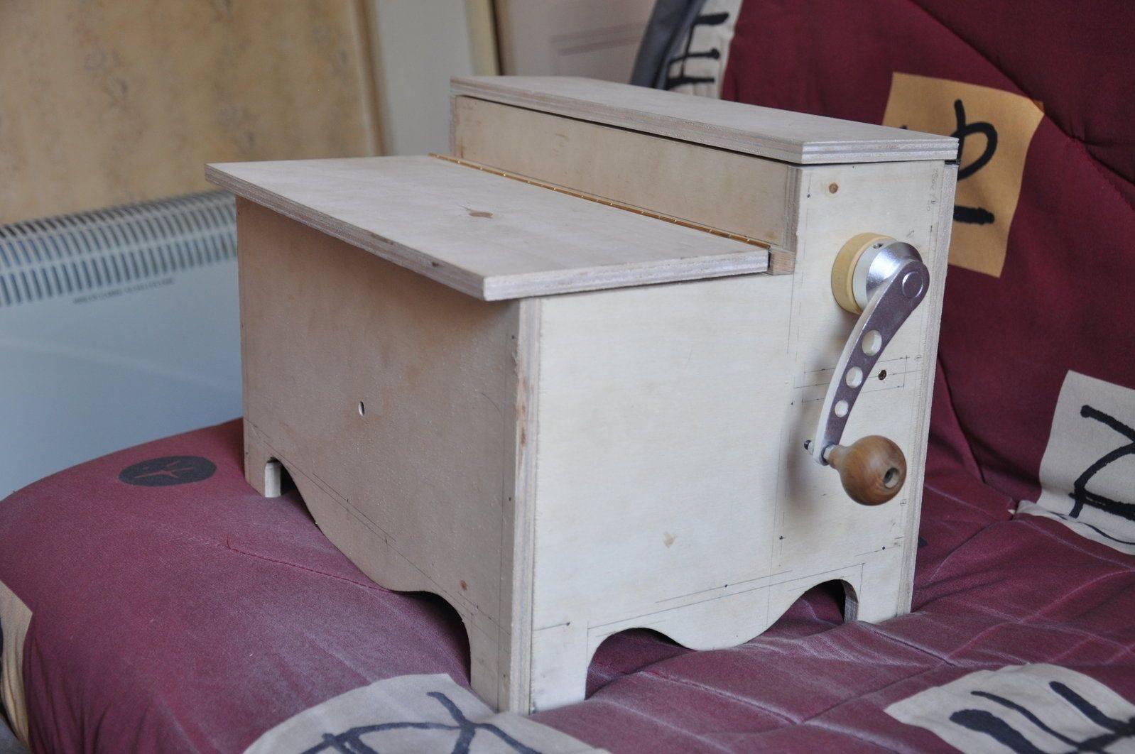 E serinette ou orgue électronique   Aout 2015 001.JPG