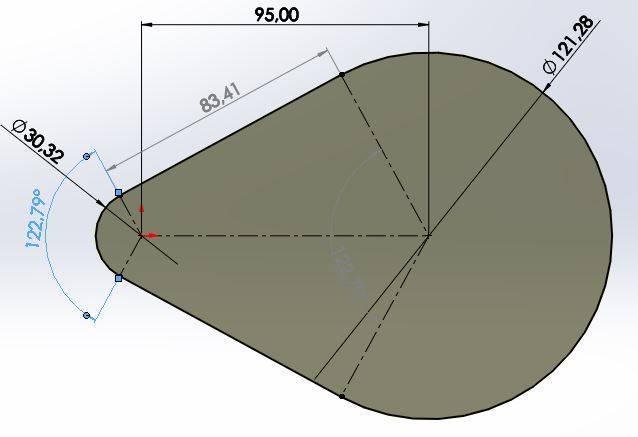 esquisse longueur courroie 450mm.JPG
