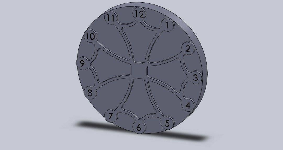 Horloge Croix occitane.JPG