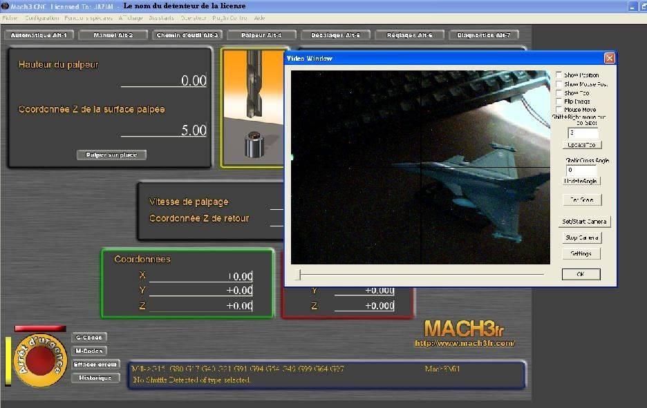 Mach3fr et video.JPG