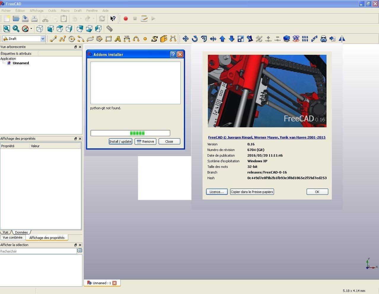 pb avec FreeCAD.0.16.6704.oc449d7-WIN-x86.jpg