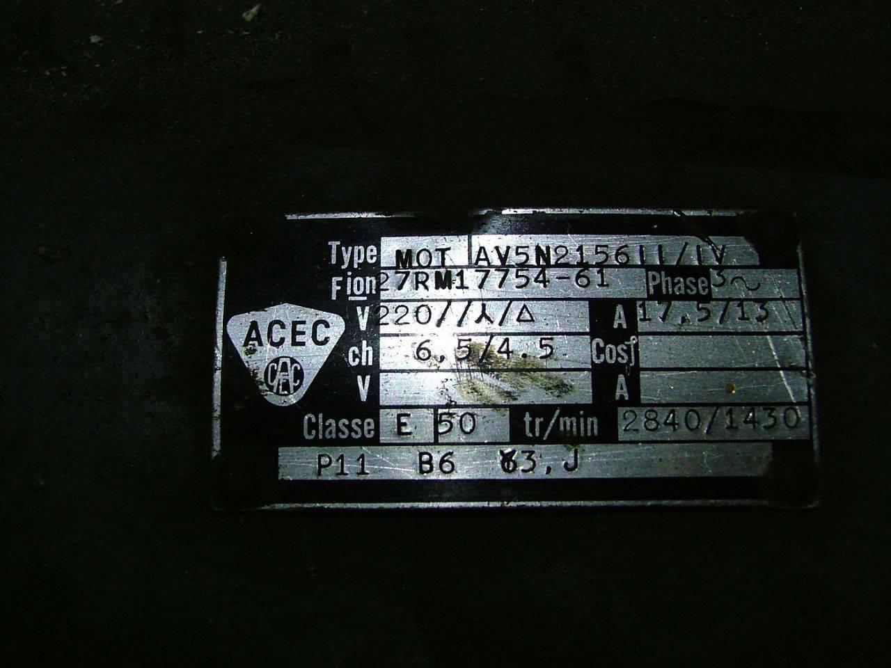 Plaque moteur de rechange.JPG