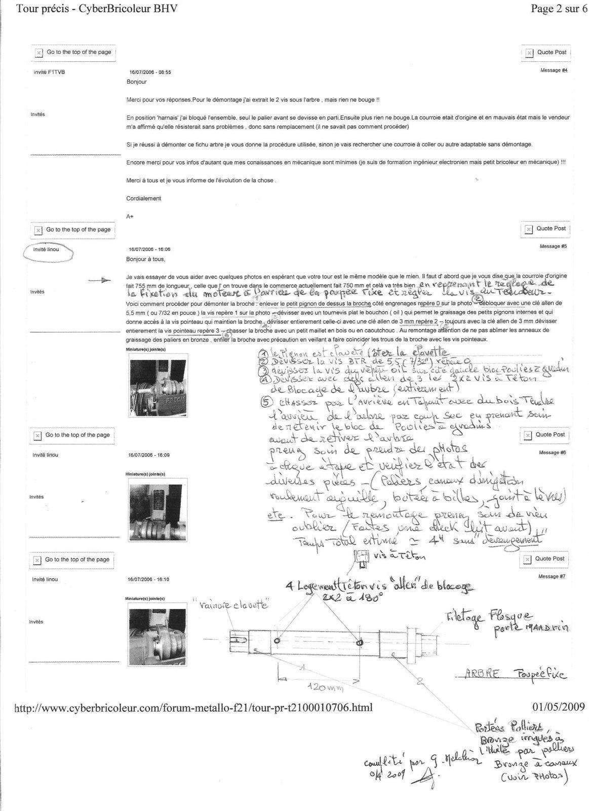 Procedure chgt courroie tour PRECIS E &EB.jpg
