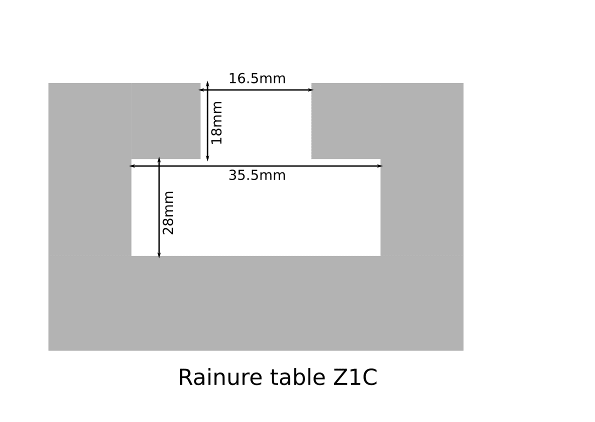 Rainure table Z1C.png