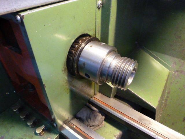 Remplacement des  roulements côniques  de broche 62x35x18mm 001.JPG