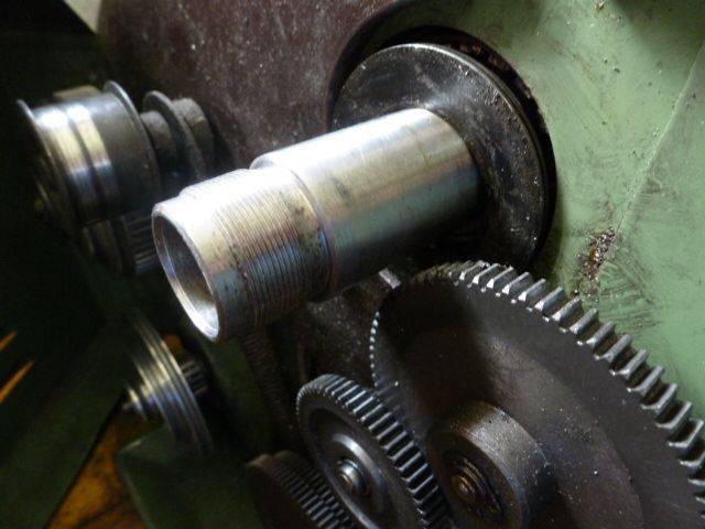 Remplacement des  roulements côniques  de broche 62x35x18mm 002.JPG