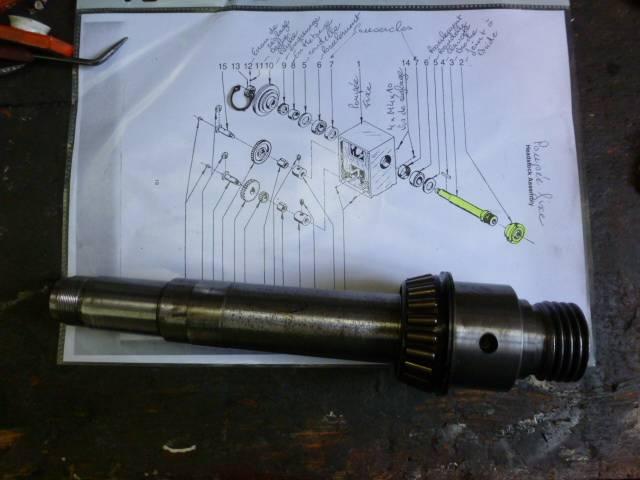 Remplacement des  roulements côniques  de broche 62x35x18mm 006.JPG