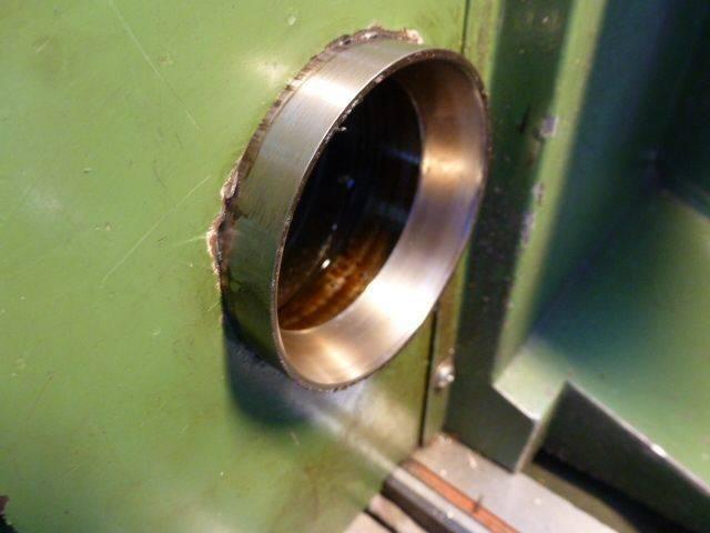 Remplacement des  roulements côniques  de broche 62x35x18mm 009.JPG