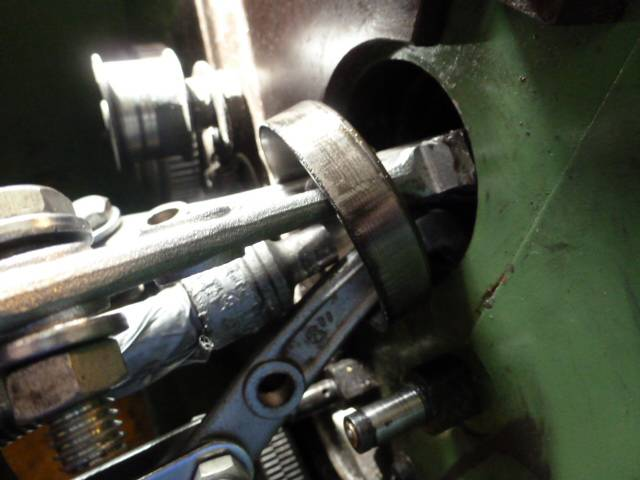 Remplacement des  roulements côniques  de broche 62x35x18mm 013.JPG