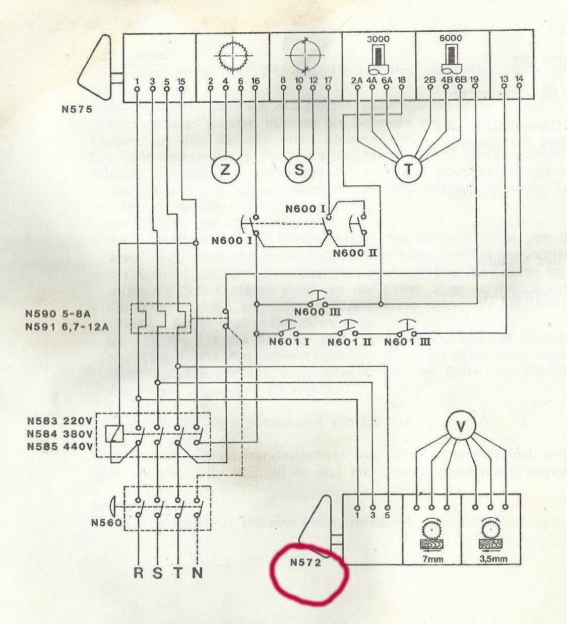 Schema elec 01 - Robland K310.jpg