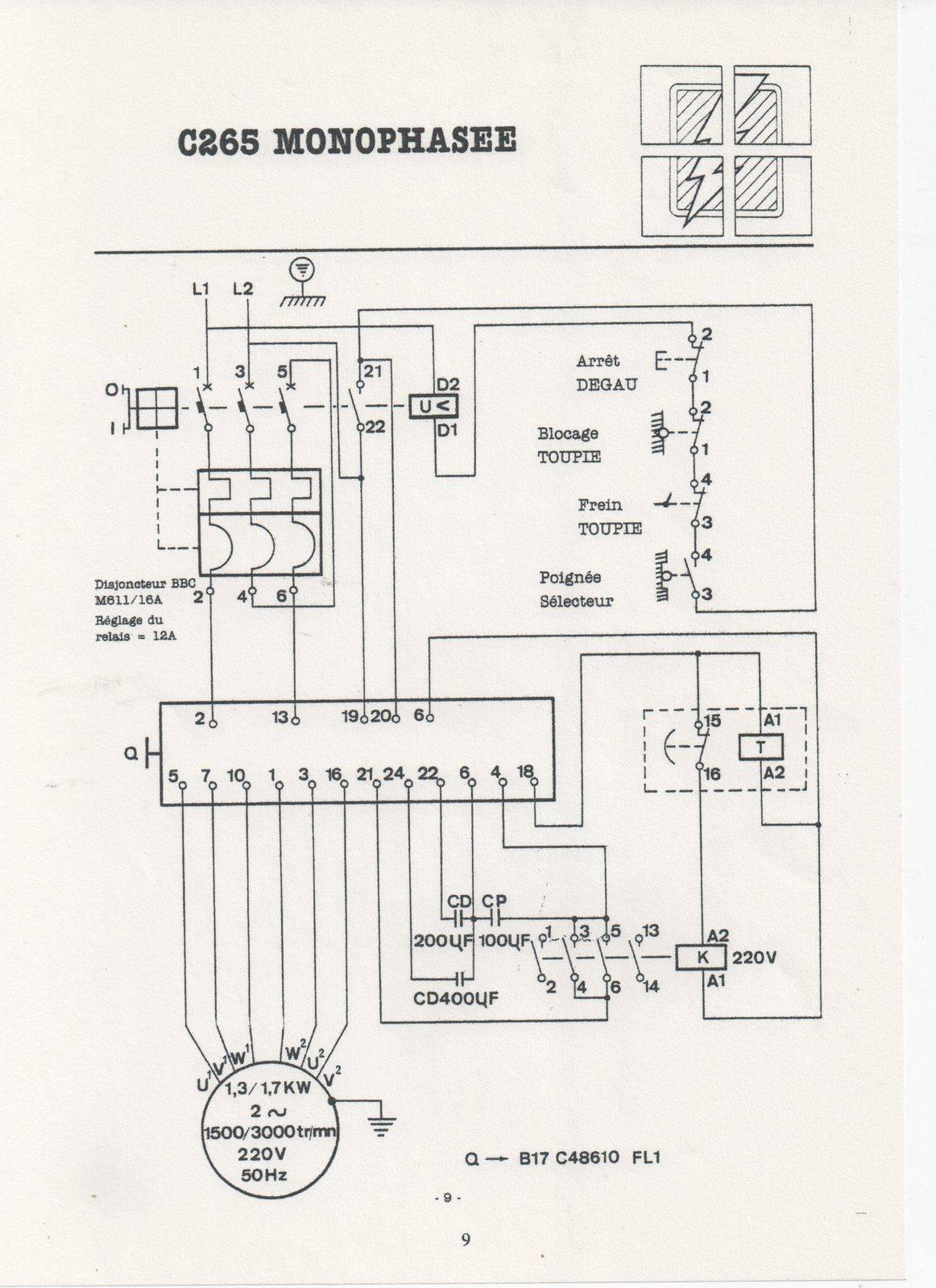SCHEMA  ELECTRIQUE C265 MONOPHASEE.JPG