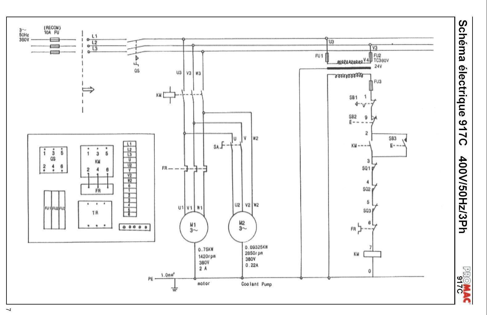 schéma électrique scie  promac.jpg