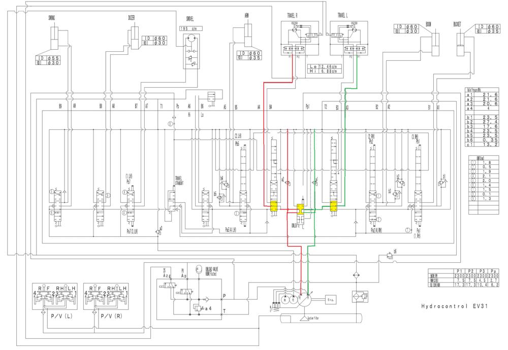 Schema hydraulique KX41 avance.png