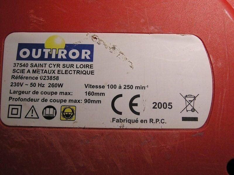 Scie à métaux élevtrique 001.JPG