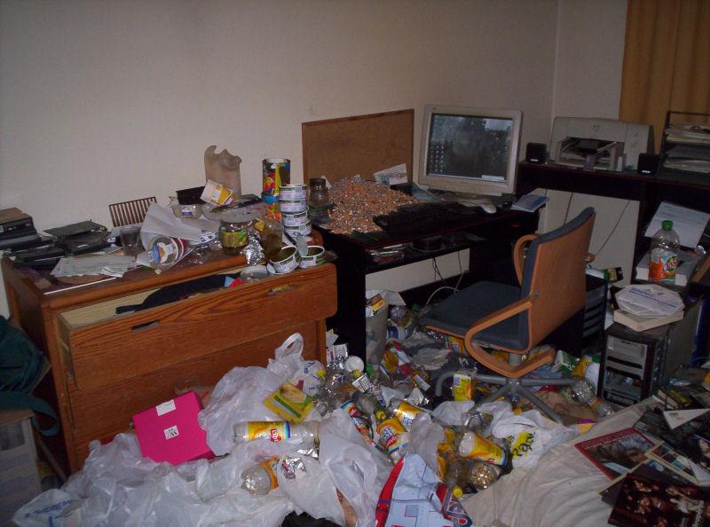 Chambre En Bordel : Image vidéo du jour usinages