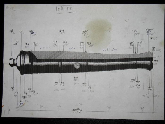 Mon canon de marine usinages - Canon de percage ...